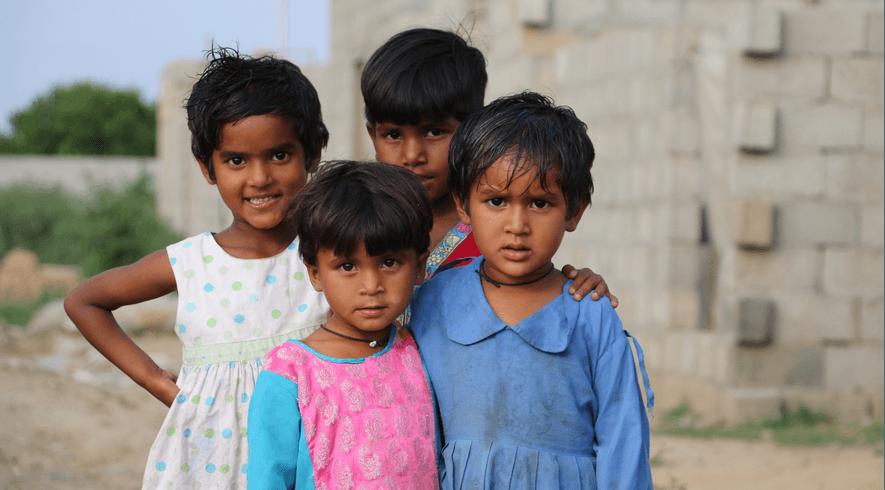 Kinderen in de vervolgde kerk