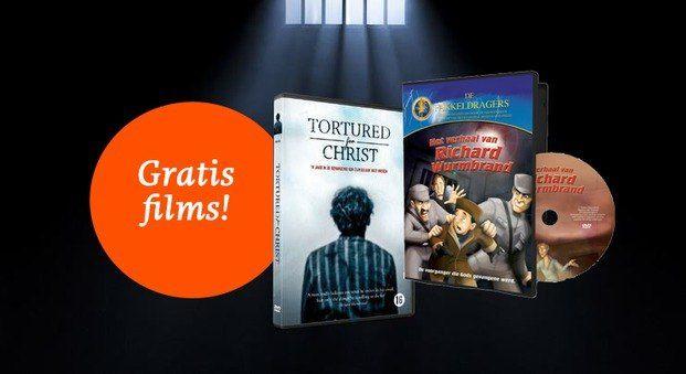 SDOK biedt twee gratis films aan met het verhaal van Richard Wurmbrand