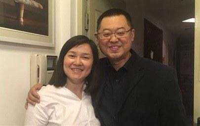 Wang en Jiang