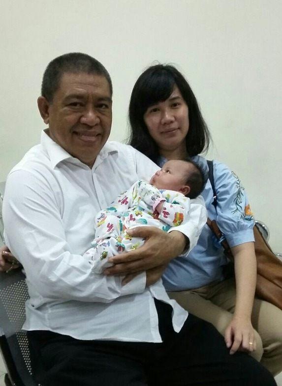 Abraham en zijn gezin