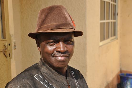 Dominee Alidoro uit Nigeria vergelijkt zichzelf met Job
