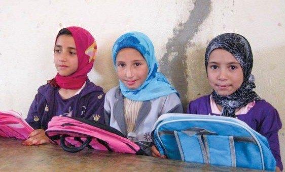 In veel islamitische landen is onderwijs voor christelijke kinderen een uitdaging