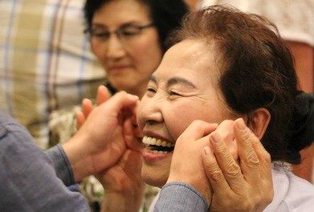 Noord-Koreaanse zuster