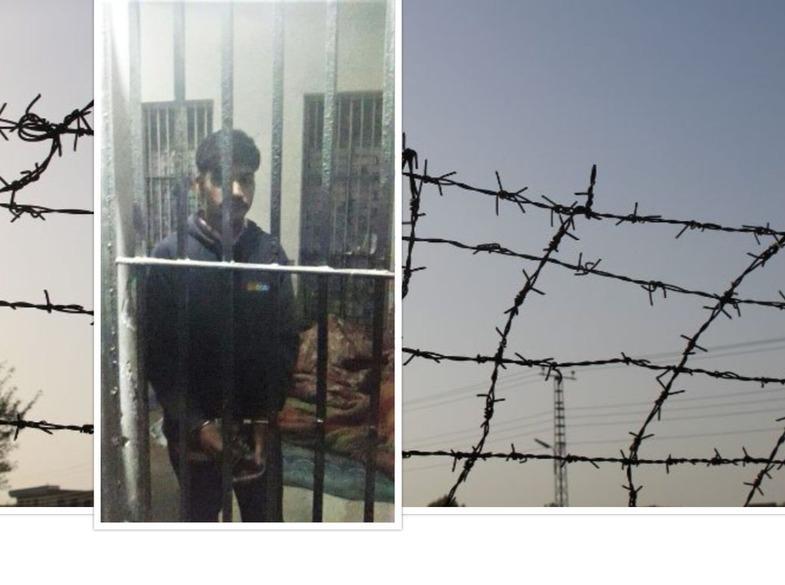 Neef Patras zit vast vanwege een beschuldiging van blasfemie