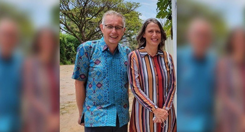 Peter en Annemarie Dekker